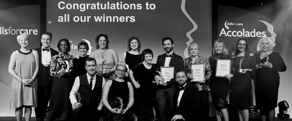 Skills for Care Accolades awards winners announced