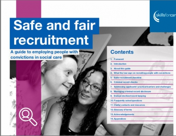 New: Support for employers to recruit safely and fairly