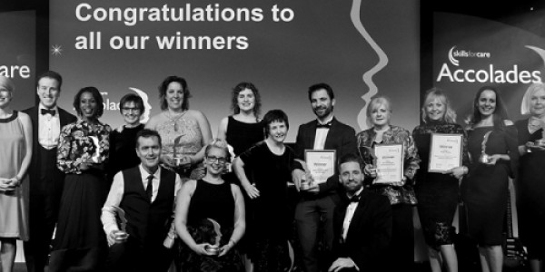 Skills for Care Accolades awards winners announced Image
